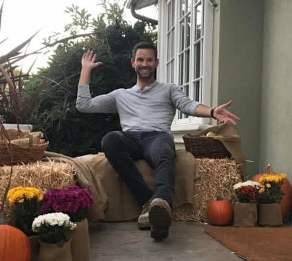 How to: Fall Front Porch Decor – greenTtime episode 27